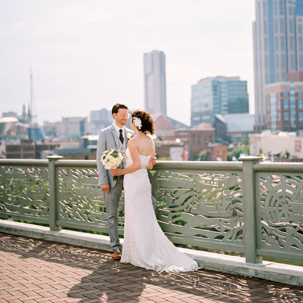 Tobin & Kelli: Nashville Wedding at The Cordelle