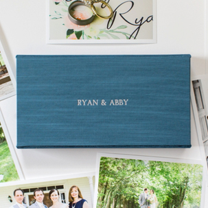 Abby & Ryan: Heirloom Box