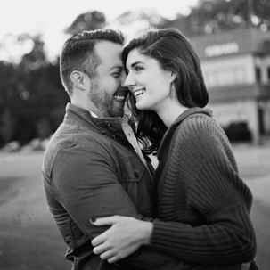 Alyssa & Cody: Nashville Fall Portraits