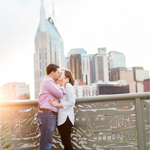 Amber & Matt: Nashville Engagement