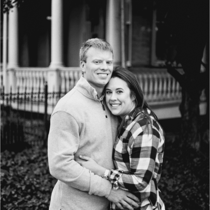 Meghan & Dan: Downtown Richmond Engagement