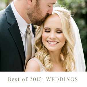 Best of 2015: Weddings