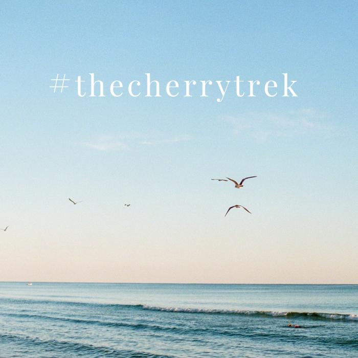 The Cherry Trek: Our Adventure Begins