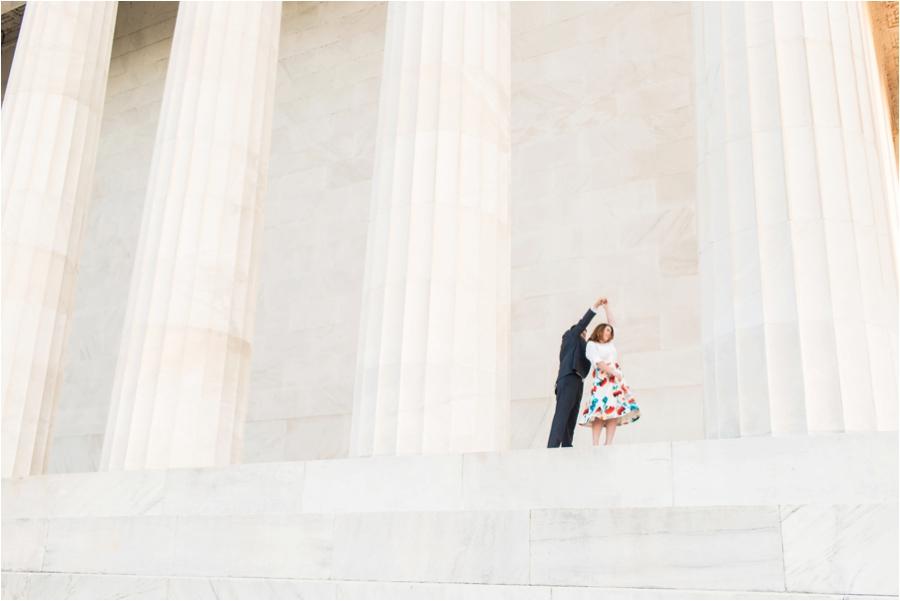 washington dc city engagement photos by charlottesville wedding photographer, Amy Nicole Photography_0033