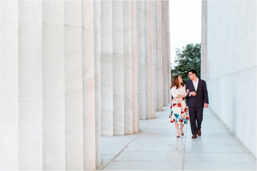 washington dc city engagement photos by charlottesville wedding photographer, Amy Nicole Photography_0040