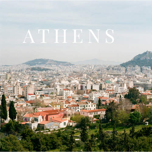 The Cherry Trek: Athens
