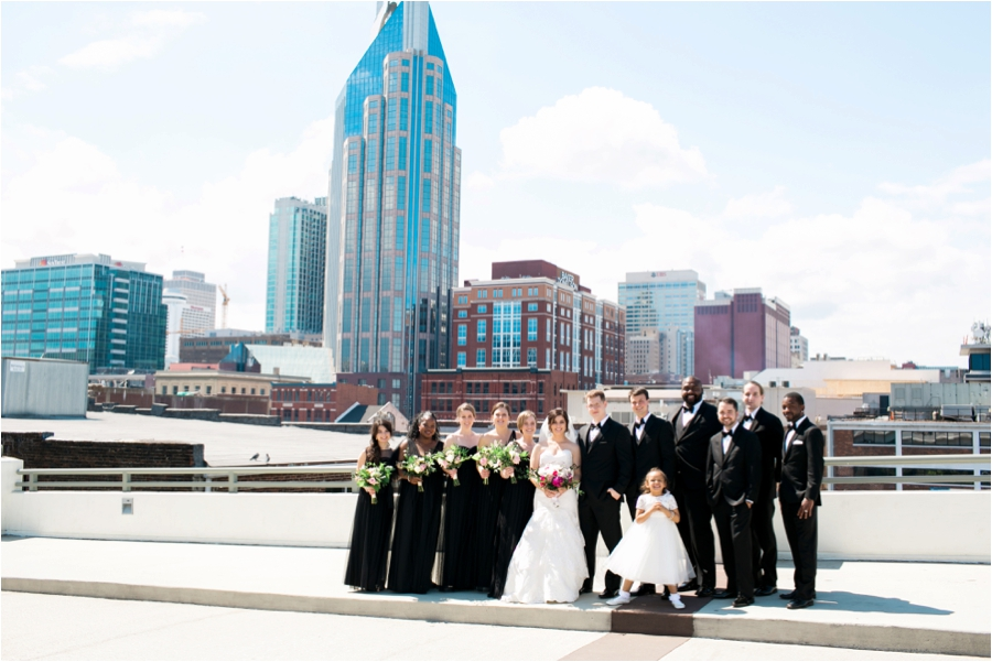 nashville rooftop wedding at aerial by charlottesville photographer, Amy Nicole Photography_0026