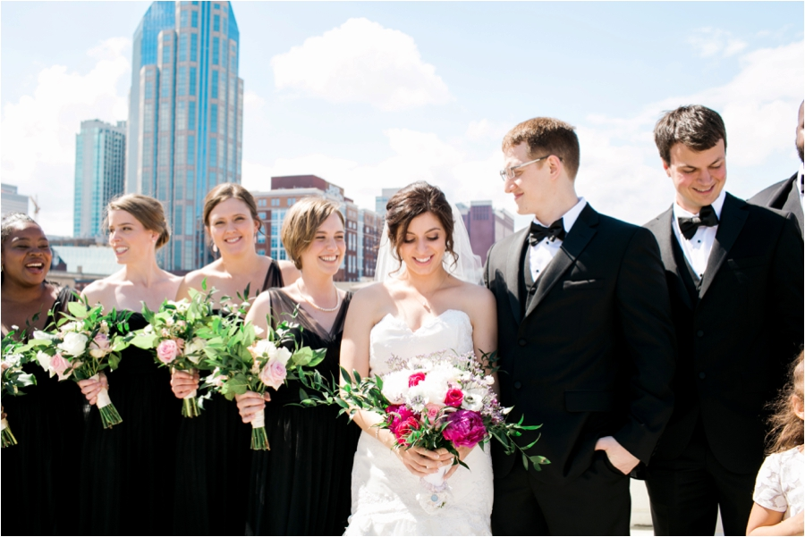 nashville rooftop wedding at aerial by charlottesville photographer, Amy Nicole Photography_0031