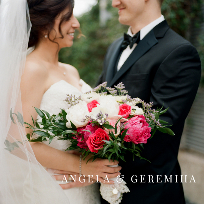 Angela & Geremiha: Elegant Rooftop Nashville Wedding
