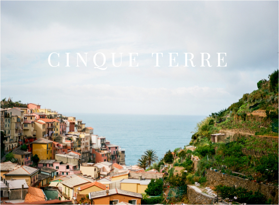 corniglia cinque terre hiking trails on kodak film by film photographer amy cherry
