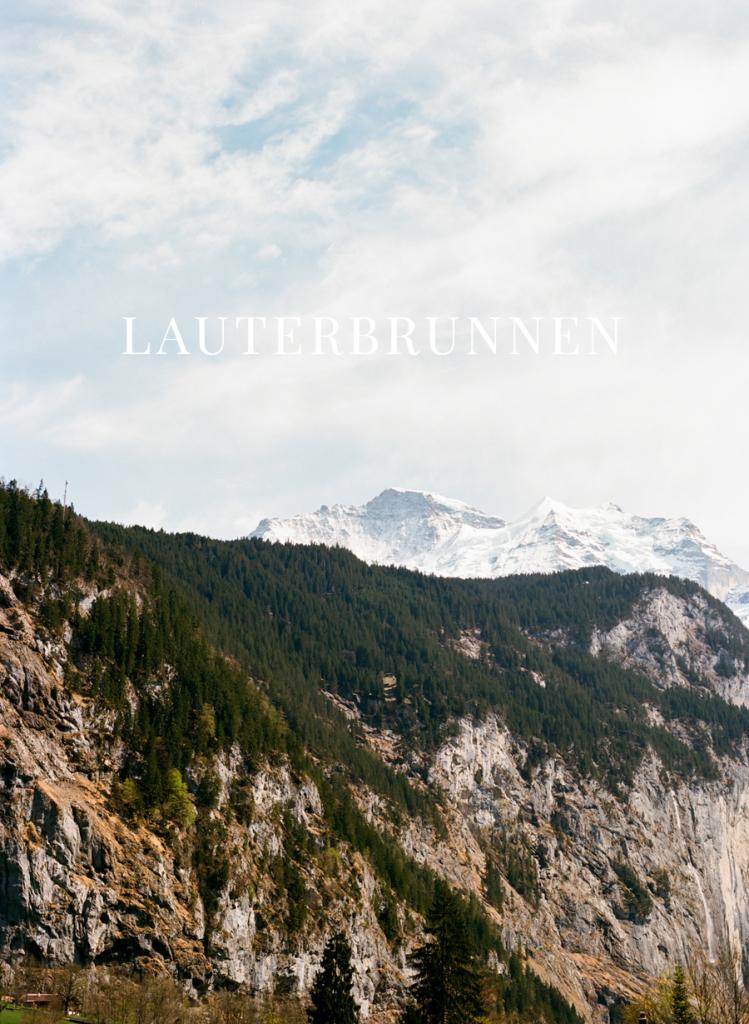 lauterbrunnen switzerland travel photos by travel photographer, amy cherry