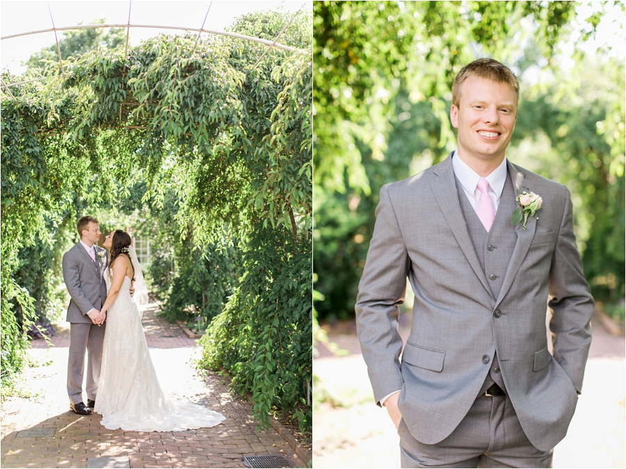 summer wedding at lewis ginter botanical gardens by charlottesville photographer, amy nicole photography_0121