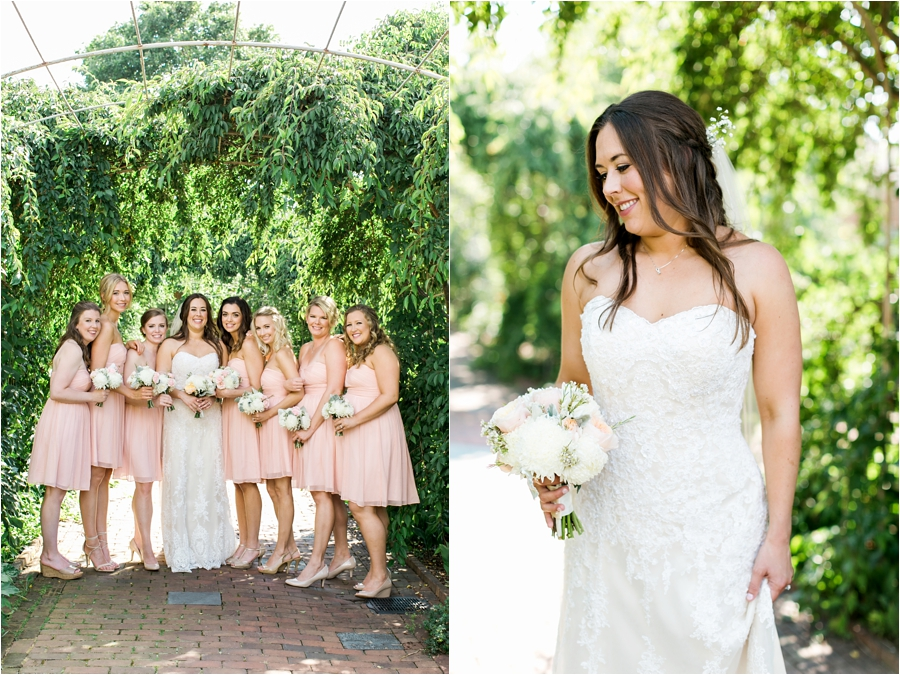 summer wedding at lewis ginter botanical gardens by charlottesville photographer, amy nicole photography_0124