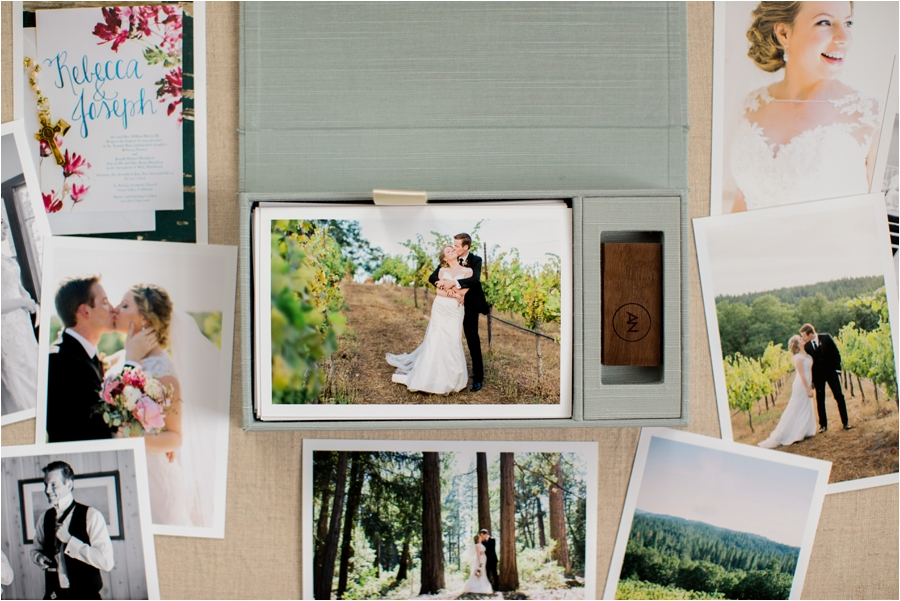 heirloom box of california vineyard wedding prints by charlottesville wedding & family photographer, amy nicole photography_0058