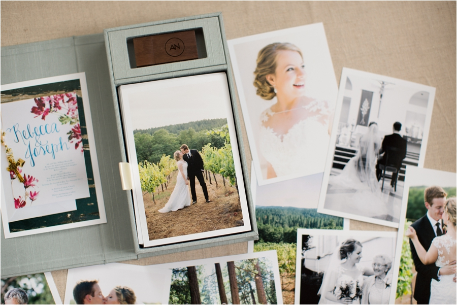 heirloom box of california vineyard wedding prints by charlottesville wedding & family photographer, amy nicole photography_0059