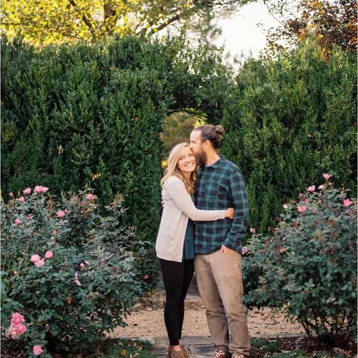 Amy & Alex: Virginia Engagement at Waterperry Farm