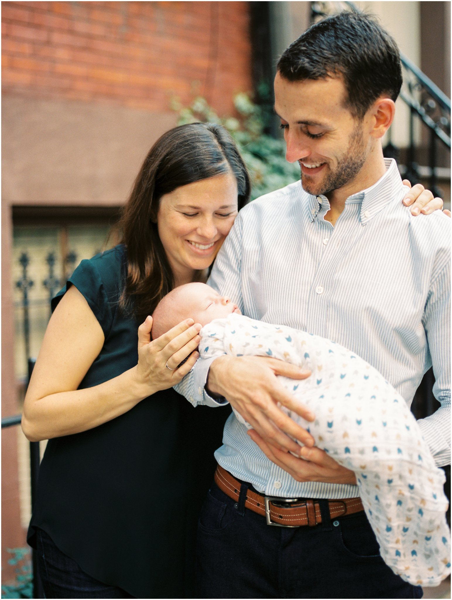 New york city newborn photos by charlottesville family photographer, amy nicole photography-007
