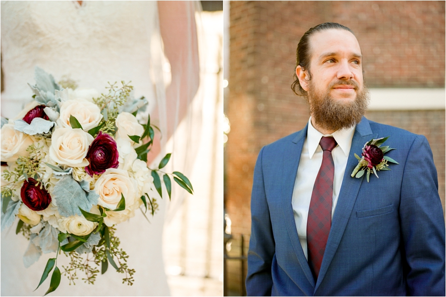 richmond winter wedding at hotel john marshall by charlottesville wedding photographer, amy nicole photography_0052