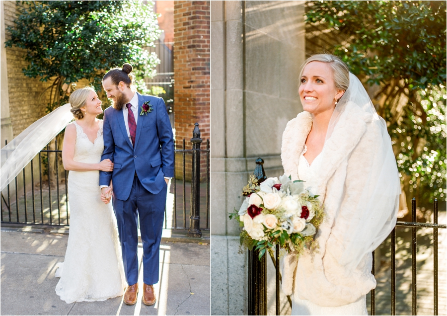richmond winter wedding at hotel john marshall by charlottesville wedding photographer, amy nicole photography_0054