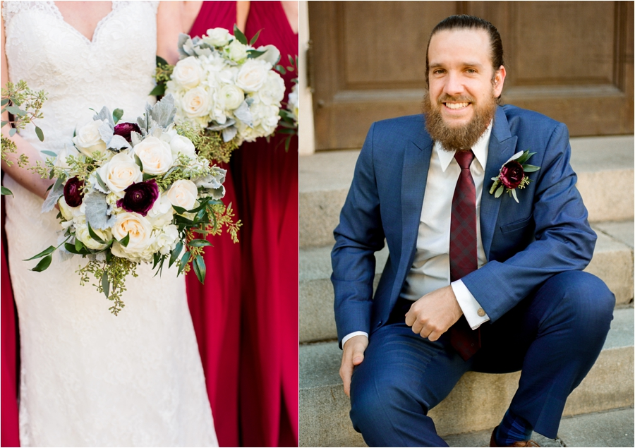 richmond winter wedding at hotel john marshall by charlottesville wedding photographer, amy nicole photography_0066