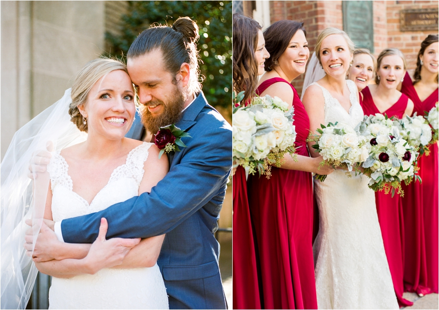 richmond winter wedding at hotel john marshall by charlottesville wedding photographer, amy nicole photography_0069