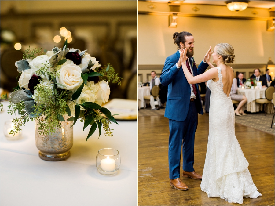 richmond winter wedding at hotel john marshall by charlottesville wedding photographer, amy nicole photography_0086