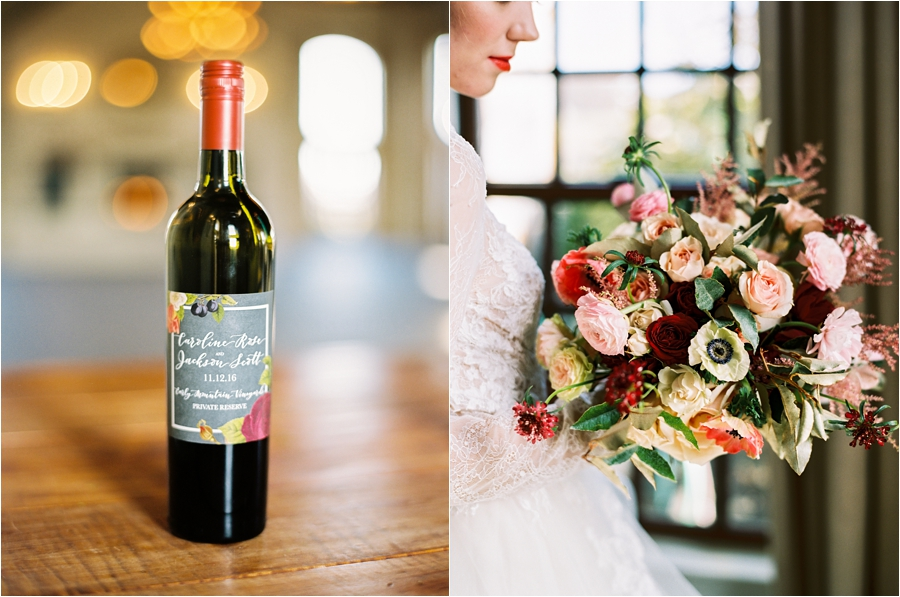 winter wedding inspiration at early mountain vineyards by charlottesville virginia wedding photographer, amy nicole photography_0016