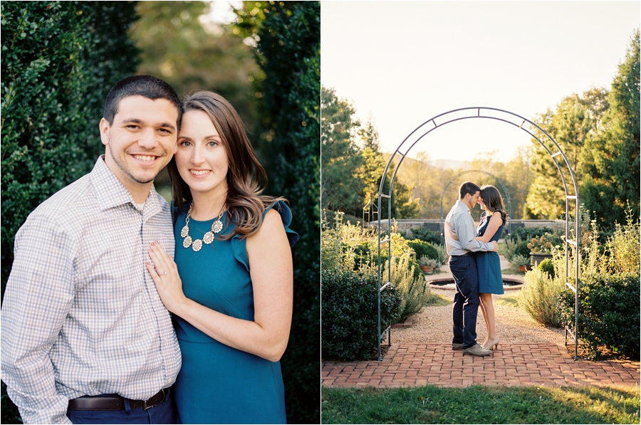 charlottesville garden engagement session at waterperry farm by charlottesville wedding photographer, amy nicole photography_0040