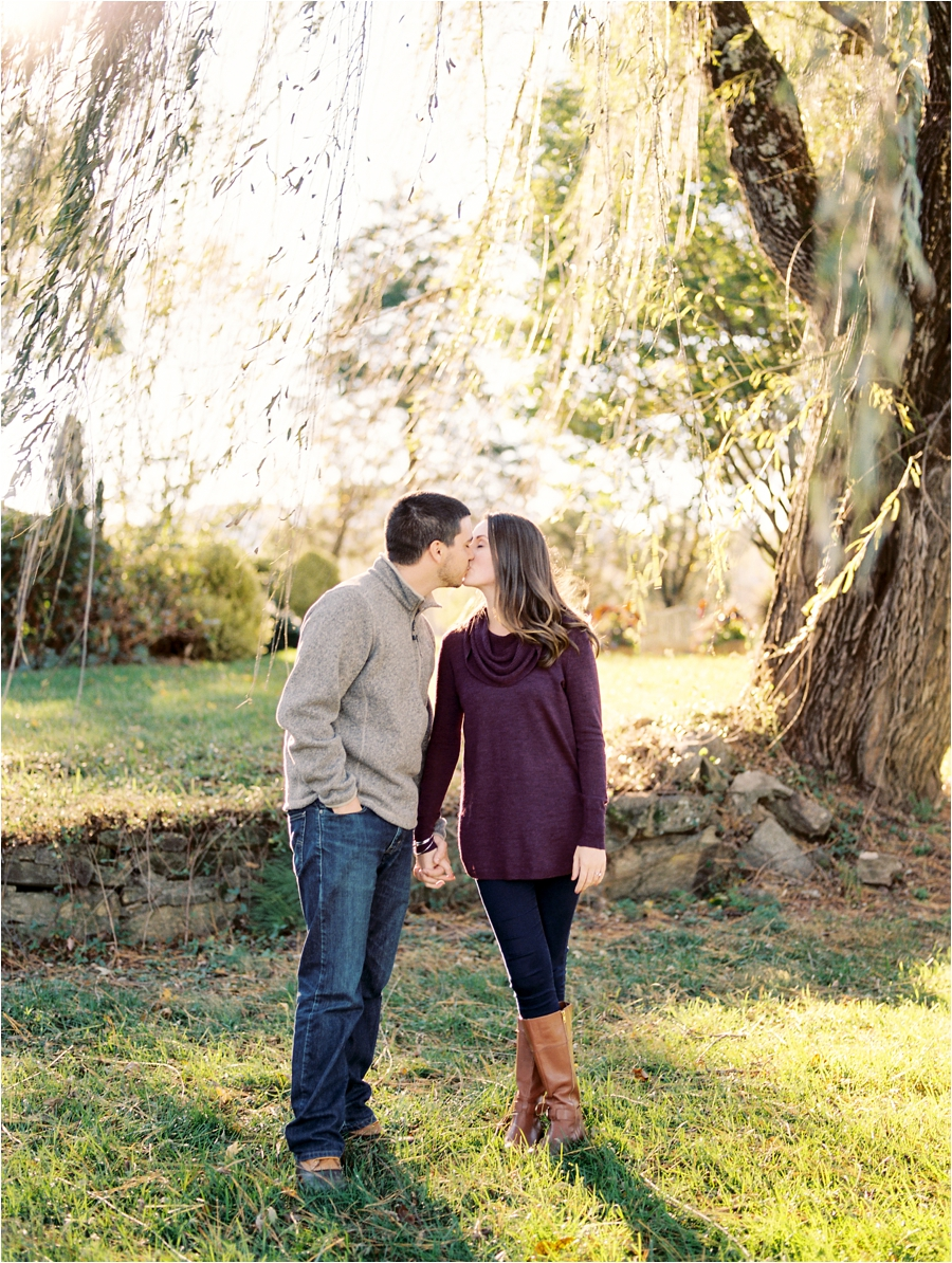 charlottesville garden engagement session at waterperry farm by charlottesville wedding photographer, amy nicole photography_0045