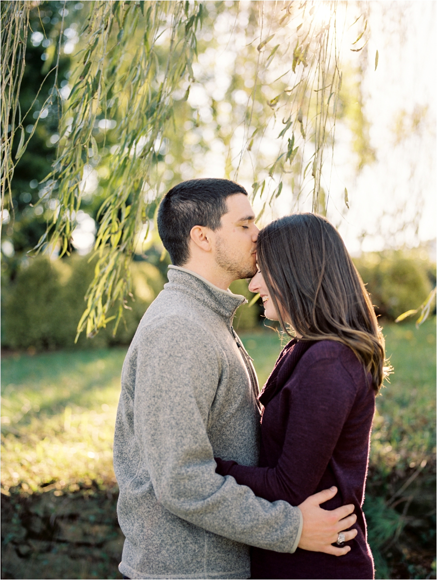 charlottesville garden engagement session at waterperry farm by charlottesville wedding photographer, amy nicole photography_0047