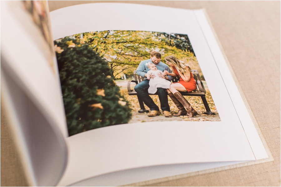 baby's first year photo heirloom book by charlottesville family photographer, amy nicole photography_0008