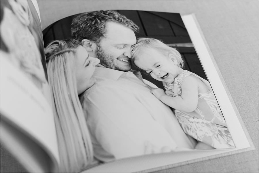 baby's first year photo heirloom book by charlottesville family photographer, amy nicole photography_0009