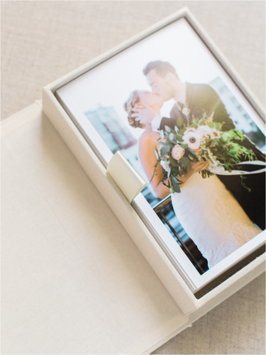 nashville urban industrial wedding heirloom box of prints by charlottesville wedding photographer, amy nicole photography_0037