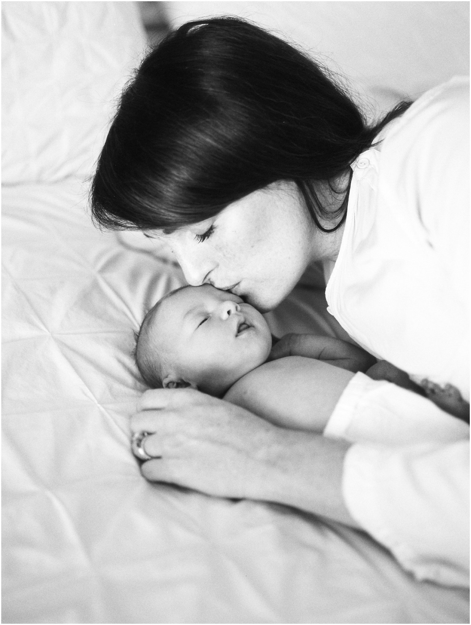 charlottesville in-home newborn session on film by charlottesville newborn & family photographer, amy nicole photography_0013