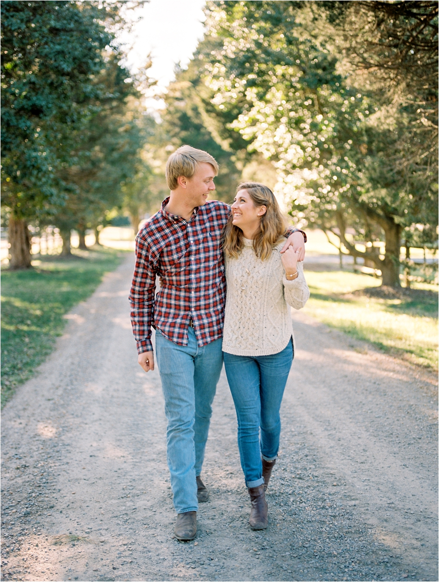spring engagement session at seven springs richmond virginia by charlottesville wedding photographer, amy nicole photography_0001