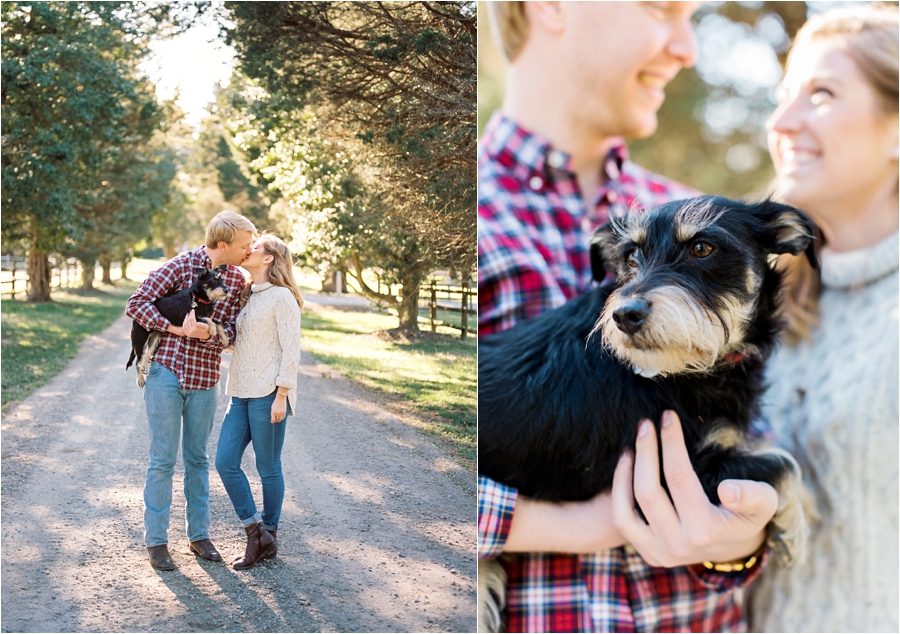 spring engagement session at seven springs richmond virginia by charlottesville wedding photographer, amy nicole photography_0002