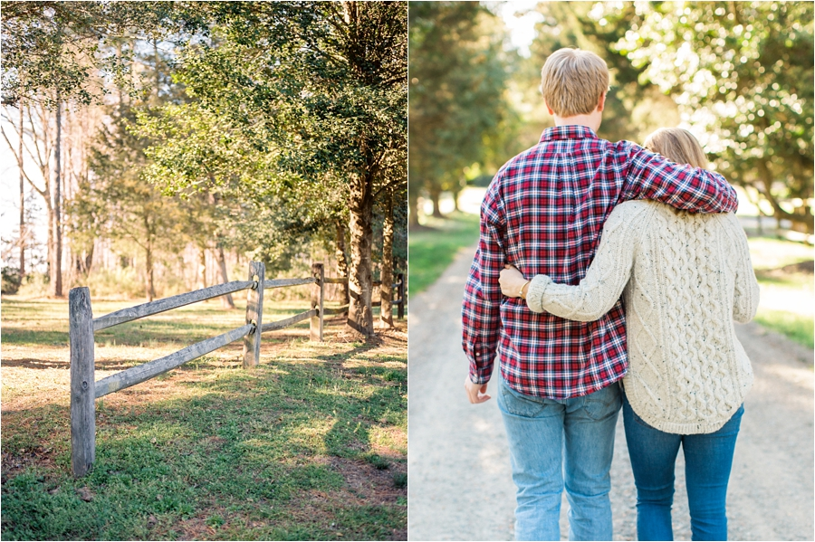 spring engagement session at seven springs richmond virginia by charlottesville wedding photographer, amy nicole photography_0005