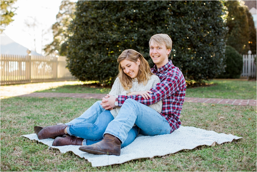 spring engagement session at seven springs richmond virginia by charlottesville wedding photographer, amy nicole photography_0009
