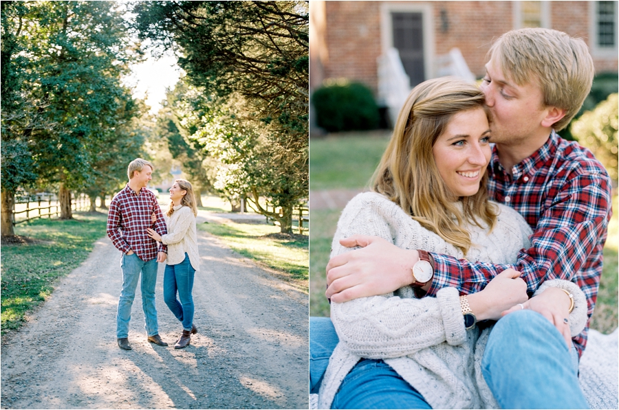 spring engagement session at seven springs richmond virginia by charlottesville wedding photographer, amy nicole photography_0010