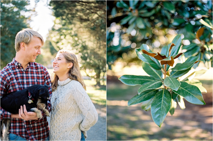 spring engagement session at seven springs richmond virginia by charlottesville wedding photographer, amy nicole photography_0011