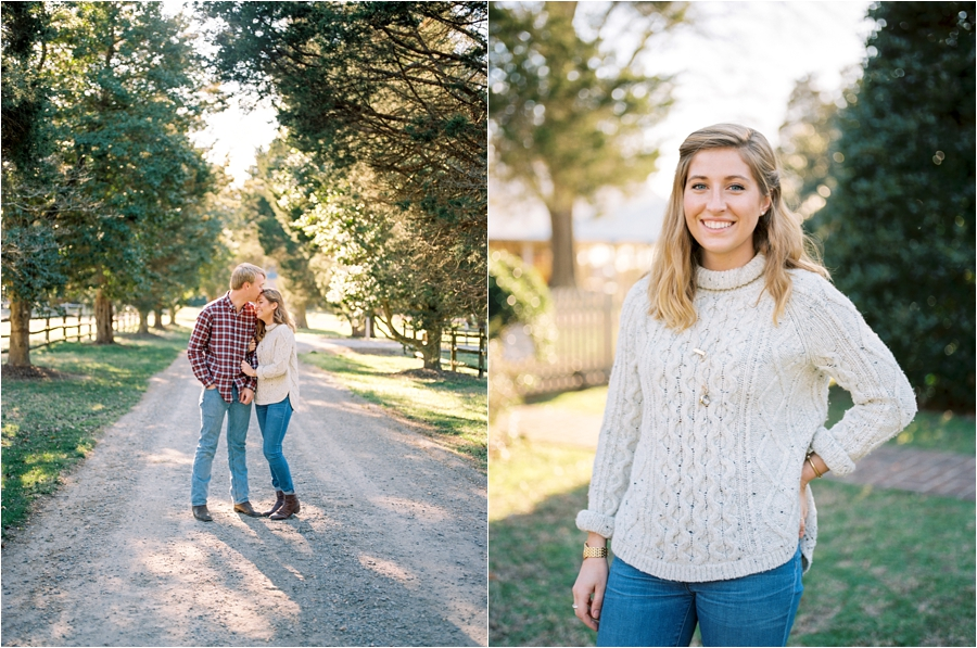 spring engagement session at seven springs richmond virginia by charlottesville wedding photographer, amy nicole photography_0014