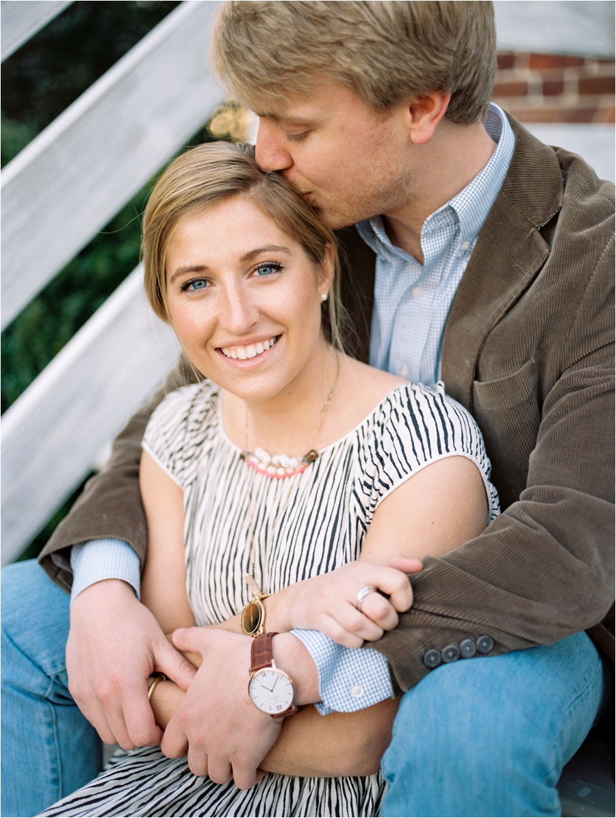 spring engagement session at seven springs richmond virginia by charlottesville wedding photographer, amy nicole photography_0017