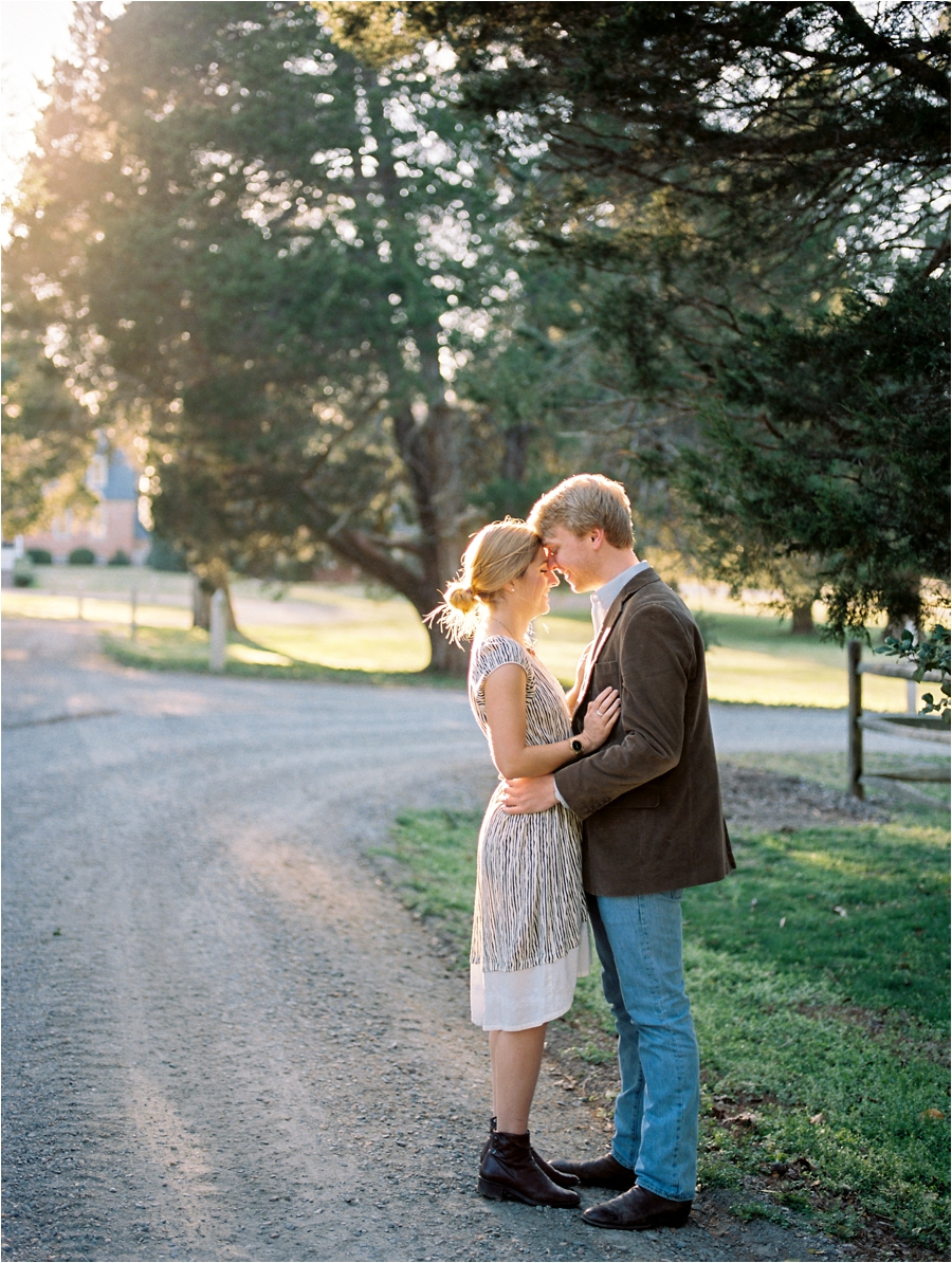 spring engagement session at seven springs richmond virginia by charlottesville wedding photographer, amy nicole photography_0024