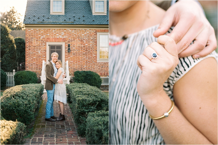 spring engagement session at seven springs richmond virginia by charlottesville wedding photographer, amy nicole photography_0031