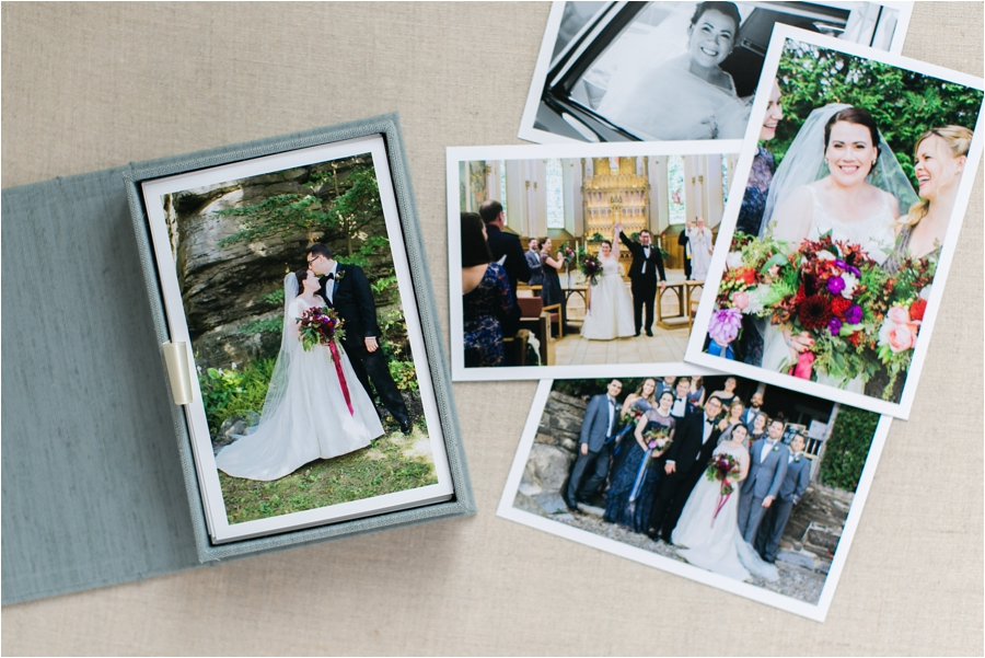 wedding heirloom album and heirloom box by charlottesville wedding photographer, amy nicole photography_0023