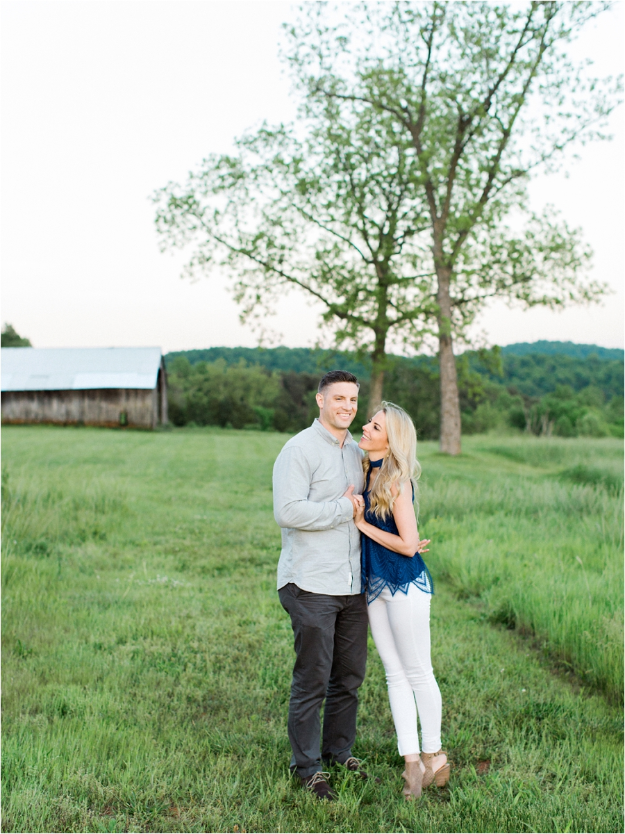 spring engagement session at market at grelen bloomfield by charlottesville wedding photographer, amy nicole photography_0037