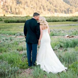 Stephanie & Freddy: Summer Wedding in Lake Tahoe