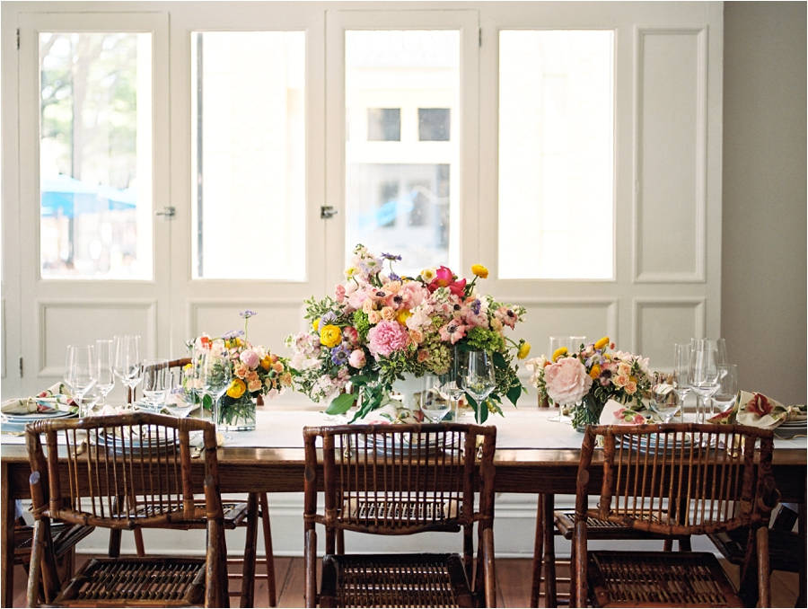 old metropolitan hall rehearsal dinner mixed patterns inspiration by charlottesville wedding photographer, amy nicole photography_0007