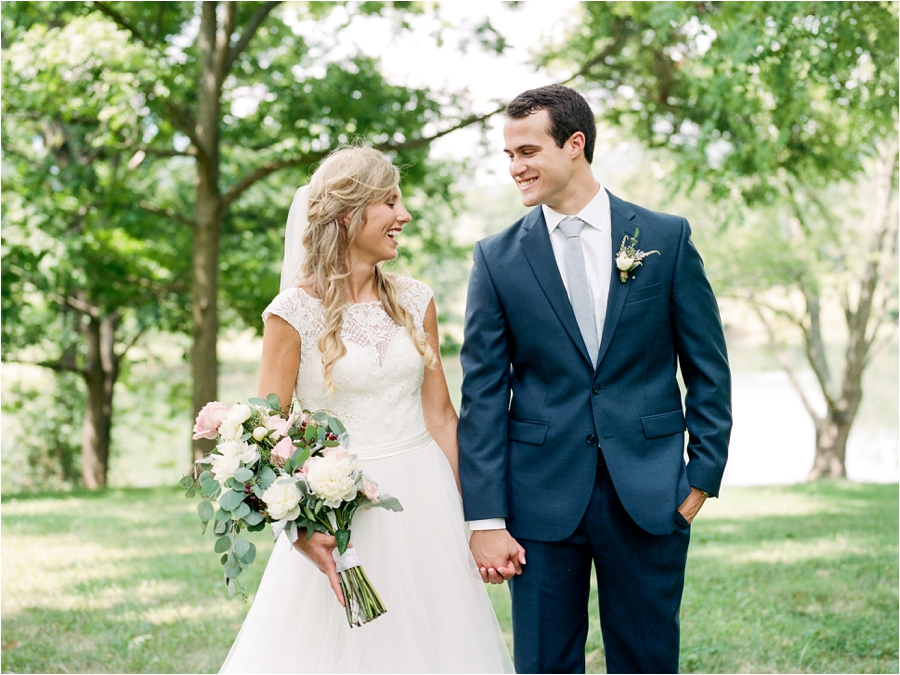 heartfelt summer wedding at big spring farm by charlottesville wedding photographer, amy nicole photography_0030