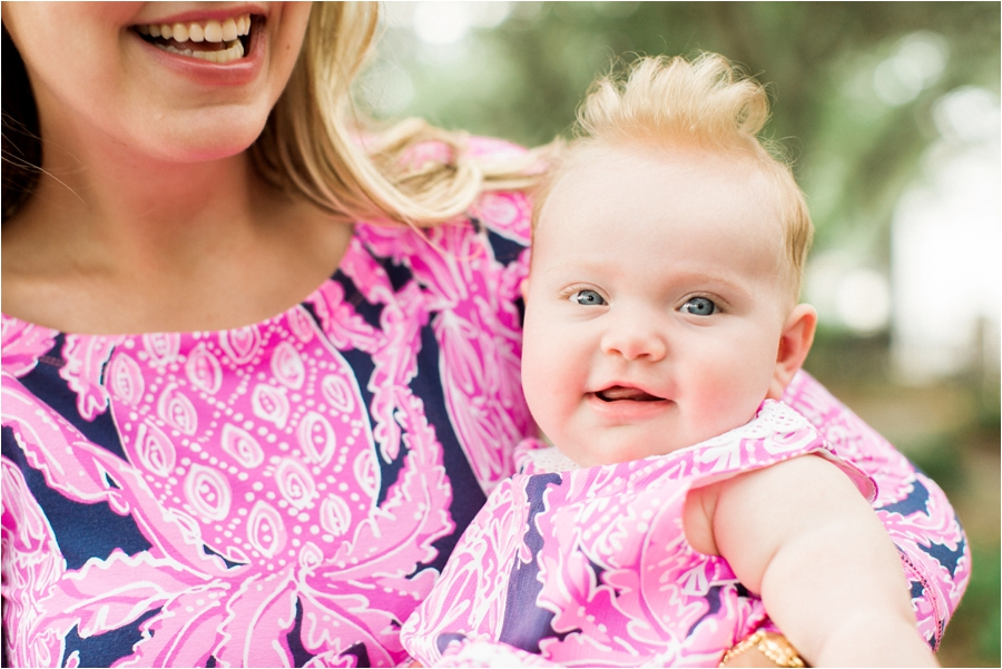 lilly pulitzer southern family session in charleston south carolina by charlottesville photographer, amy nicole photography_0003